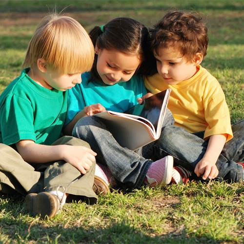Children can learn an International Language this summer