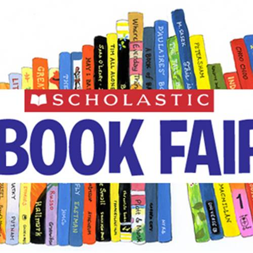 The book fair is coming!!!
